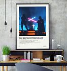 Star Wars: The Empire Strikes Back (1980) Premium Minimal Gloss Poster Print HD £11.49 GBP on eBay