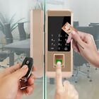 Biometric Fingerprint Password Door Lock Remote Control Card For Access System