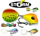 Spinning Tail Fishing Lure 6g 10g 16g STORM Gomoku Spin Spinner Pike Perch Trout