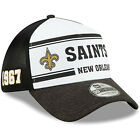 2019 New Orleans Saints New Era 39THIRTY NFL Sideline Home On Field Cap Hat 1970