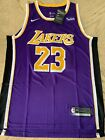 New LeBron James Swingman Alternate Jersey #23 Los Angeles Lakers Mens USA S-XXL