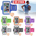 Armband Case Sports Gym Running Jogging Exercise Arm Band Phone Holder Cover Bag image