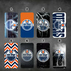 Edmonton Oilers iphone 11 11 pro max galaxy note 10 10 plus wallet case $17.99 USD on eBay