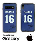 Toronto Maple Leafs Mitch Marner Samsung iPhone Jersey Case Facsimile Autograph $18.5 USD on eBay