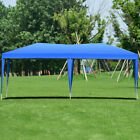 10' x 20' EZ POP UP Gazebo Wedding Party Event Tent Folding Canopy
