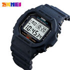 SKMEI Outdoor Sport Watch Men Digital Watches Military Fashion LED Wristwatches image