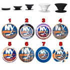New York Islanders Multi Function Ring type phone holder grip stand mount $11.99 USD on eBay