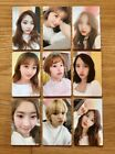 TWICE Fanclub ONCE 1st Official Photocards Select Member