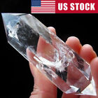 Kyпить 100% Natural Rock Clear Quartz Crystal Point Double Terminated Wand Healing на еВаy.соm