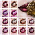Women's Glitter Flip Metallic Matte Liquid Lipstick  Shiny Lip Gloss Miss Young