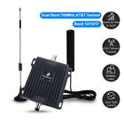 GSM 3/4G LTE 850/1700/1900/700MHz Car Cell Phone Signal Booster for AT&T Verizon