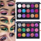 15 Colors Shimmer Glitter Eye Shadow Powder Palette Eyeshadow Makeup Cosmetic