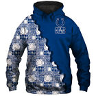 Indianapolis Colts Hoodie Hooded Pullover Sweatshirt S-5XL Football Team Fans $29.44 USD on eBay