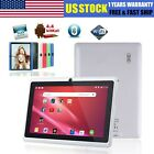 7 inch Android Tablet 4GB Quad Core 4.4 Dual Camera Wifi Bluetooth Pad FAST LOT