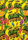 STONEY PATCH KIDS 3.5g *SMELL-PROOF* RESEALABLE MYLAR BAGS *EMPTY BAGS*