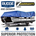 600 Denier Waterpoof Pontoon Cover | Fits Pontoons | 3 Sizes Available