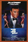 66219 Never Say Never Again Movie ean Connery Wall Print POSTER CA $24.95 CAD on eBay