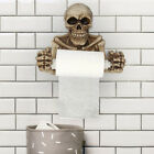 New Roll Horror Scary Props Toilet Paper Holder Resin Party Bathroom Home Usa
