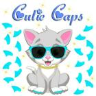 Cutie Caps 40 pack Powder Blue Soft Nail Defense Guard for Cat Paws / Claws
