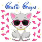 Cutie Caps 40 pack Fuschia Pink Soft Nail Defense Guard for Cat Paws / Claws