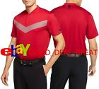 "2019 Tiger Woods TW DriFit Vapor Polo Shirt BV0501-687 ""Sunday Red"""