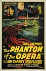 The Phantom of the Opera Movie Poster Print 8x10 11x17 16x20 22x28 24x36 27x40 $9.99 USD on eBay
