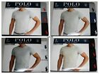 Polo Ralph Lauren SLIM FIT Three 3 Pack Cotton Crew Neck T Tee Shirt $42 image