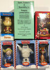 CHRISTMAS HOLIDAY FIGURES BOBBLEHEADS MUSIC BOXES COCA COLA LOONEY TUNES $39.95  on eBay