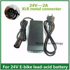 24V Electric Scooter Battery Charger For GO-GO Elite Traveller Plus 3-wheel
