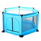6 Sided Baby Playpen Playinghouse Interactive Kids Toddler Room With Safety