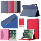 For Samsung Galaxy Tab S6 10.5 T860/T865 Canvas Book Auto Sleep/Wake Case Cover