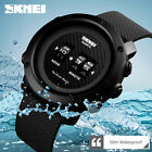 SKMEI Luxury Men Creative Watch 50m Waterproof Casual Quartz Wristwatch 1486 B2 image