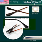 Temple End Tips Round repairs Eyeglasses Sunglasses spectacles Glasses