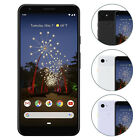 Google Pixel 3a Smartphone 64gb Unlocked Just Black Clearly White Purple-ish