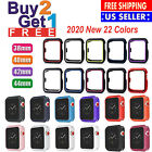 Silicone Bumper Protector Case Cover Apple Watch Series 5 4 3 2 1 38/40/42/44mm image