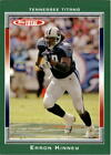 2006 Topps Total Football Card Pick 251-500