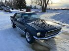 1968 Ford Mustang  1968 Ford Mustang  0 Black   Automatic