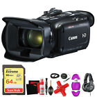 Canon VIXIA HF G21 Full HD Camcorder -Mega Accessory Bundle - with Memory Card