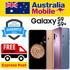As New Samsung Galaxy S9 S9+ Plus 4g Lte G965 64gb 256gb Unlocked Au Warranty