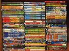230 Kids Dvds Lot- Pick and Choose- Save on Shipping when you buy more! Children