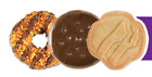Girl Scout Cookies 6, 8, 10 Packages or Case Various Flavors New!