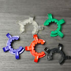 5 Color Keck Clip Plastic POM 19/26 , 14/23, 18.8mm 14.4mm Glass Ground Joint