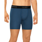 Hanes Men's Stretch Boxer Briefs With Comfort Flex® Waistband 2XL 3-Pack,Style S