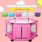 Kyпить 6 Side Baby Playpen Play Center House Interactive Kids Toddler with Safety Gate на еВаy.соm
