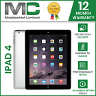 Apple iPad 4th Generation 16GB, 32GB, Wi-Fi, 9.7in, Retina, 12 Month Warranty