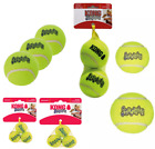 KONG SqueakAir Tennis Balls Squeaky XSmall Small Medium Large XL Dog Toy Fetch