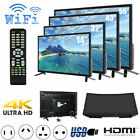 Smart WIFI 4K TV HD 1080P 32''/43''/45'' USB HDMI Curved Screen Television for sale  Shipping to South Africa