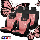 Car Truck Seat Cover Cotton Cushion Protector Durable Breathable Accessories set