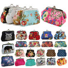Women Small Change Coin Purse Small Clutch Wallet Card Mini Pouch Handbag Holder image