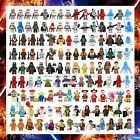 100+ Star Wars Minifigures Darth Vader Yoda Obi-Wan Han Solo Ren Harry Potter $1.89 USD on eBay